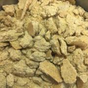 Соевый жмых компонент комбикормов для свиней.