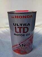 Масло моторное Fanfaro for HONDA Ultra LTD Motor Oil 5W30 1л