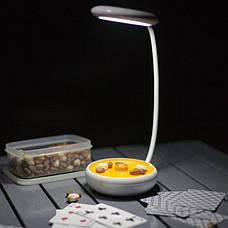 Светильник трансформер YOYO LED Lamp. Розовый цвет, фото 3