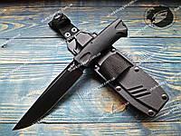 Нож нескладной 24098 Тактический Коршун
