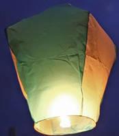Двухцветные небесные фонарики 85 см