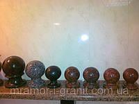 Гранитные шары, фото 1