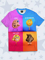 Футболка The Emoji Movie