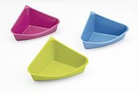 Savic РОДИ ТУАЛЕТ (Rody Toilet) угловой для кроликов и фреток, пластик