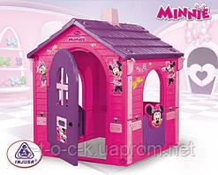Детский игровой домик Injusa Minnie 20339