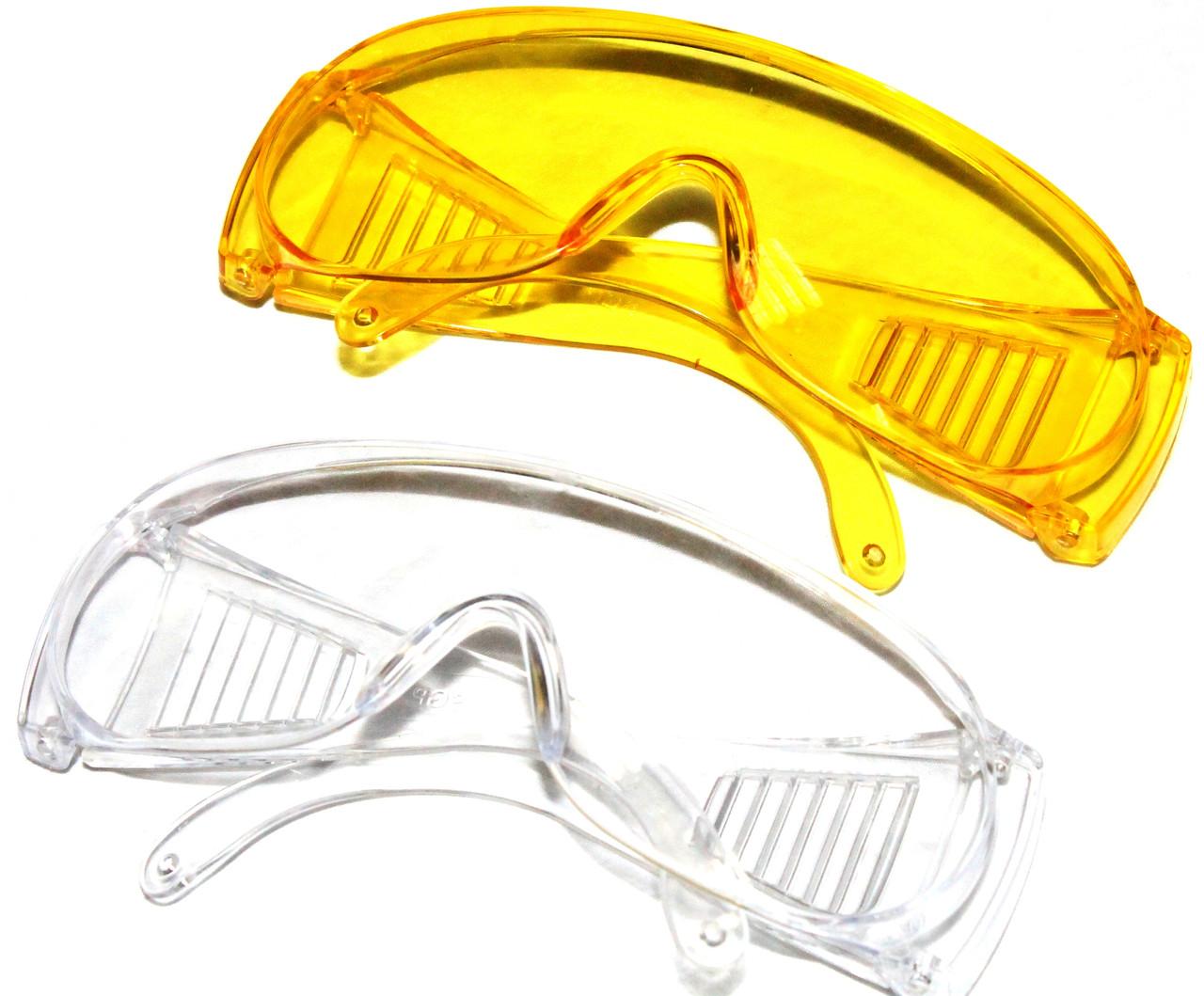 """Очки защитные """"ABS-пластик"""", для защиты органов зрения"""