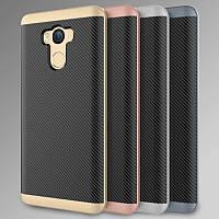 Чехол бампер Carbon для Xiaomi Redmi 4 Prime (4 цвета)