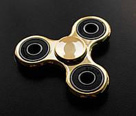 Спиннер металлический хромированный Gold&Black