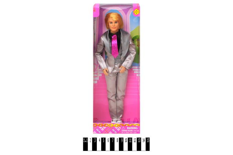 Кукла Defa Кен 8192, коробка 12х5.5х32.5 см