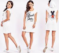 Женское модное летнее  платье Микки