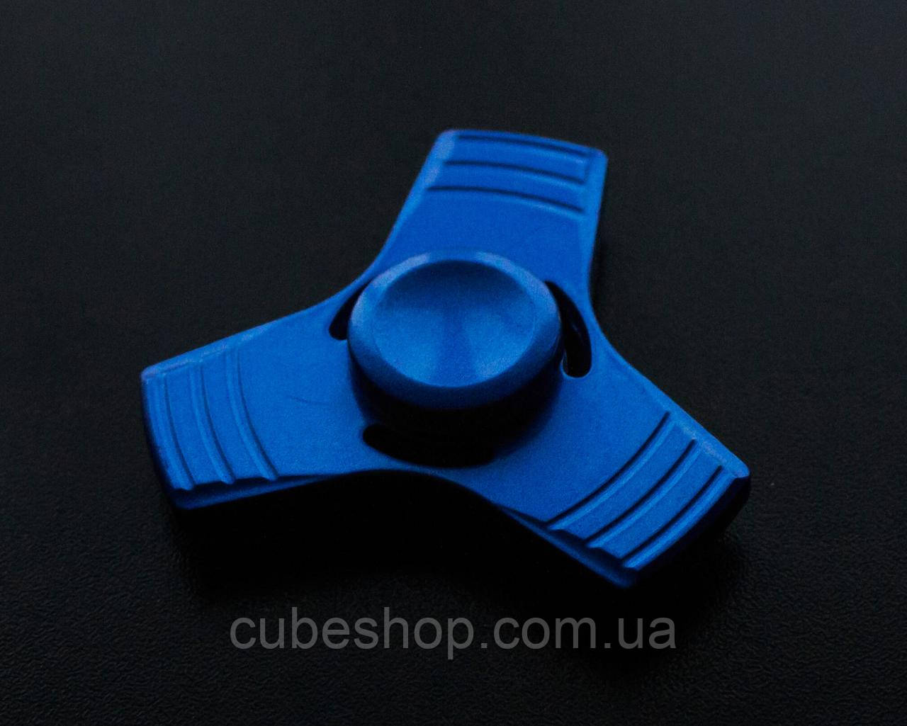 Y-cпиннер металлический Синий