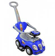 Машинка-каталка Alexis-Babymix HZ-558 (blue)