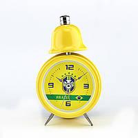 Часы - Будильник в стиле чемпионата мира по футболу 2014