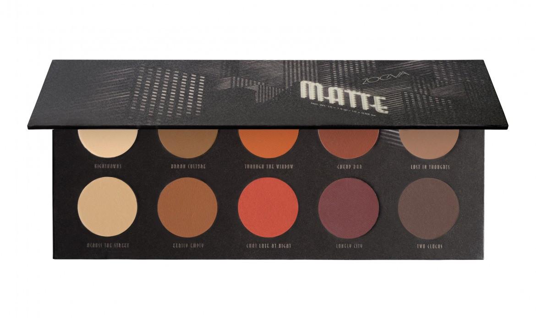 Палетка теней для век Zoeva Matte Palrtte Eyeshadow Palette