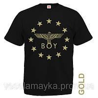 "Футболка ""Boy London 3 (Бой Лондон)"""