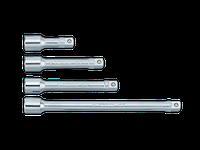 "Набор удлинителей 1/2"", 75, 125, 150, 250 мм, 4 предмета King Tony 4104PR"