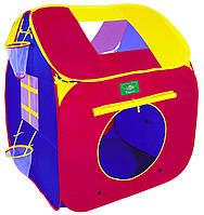Палатка детская игровая «Домик» M 3006 KK