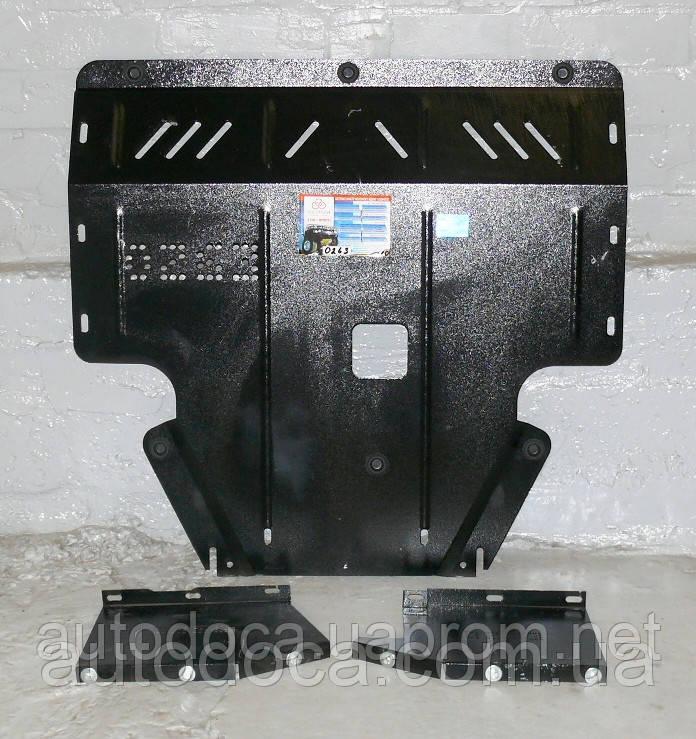 Захист картера двигуна і кпп Kia Soul 2008-