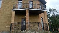 Балконы ограждения перила
