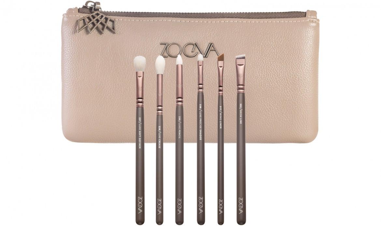 Набор кистей для макияжа  Zoeva En Taupe Brush Set