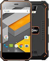"""Неубиваемый смартфон NOMU S10 Pro orange оранжевый IP68 (2SIM) 5"""" 3/32GB 2/8Мп 3G 4G оригинал Гарантия!"""