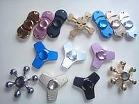 Хит продаж - Спиннер Треугольник Алюминий  Spinner Fidget Закажи качество!, фото 1
