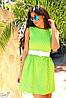 Платье летнее стильное 2075 ш  $