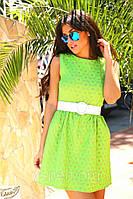 Платье летнее стильное 2075 ш  $, фото 1