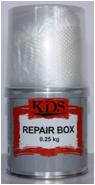 Ремкомплект REPAIR BOX прозрачная, KDS