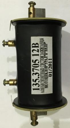 Катушка МТ 12V  (черная)