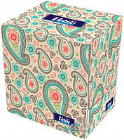 Салфетки в коробке Veltie  куб, 70 листов