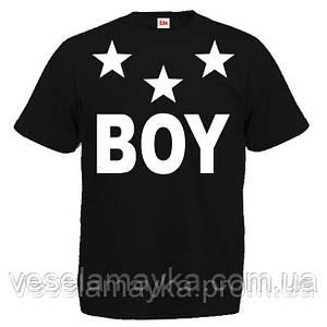 "Футболка ""Boy London 6 (Бой Лондон)"""