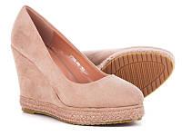 Женская обувь.Туфли на танкетке оптом от производителя Башили 2395-F8 (6пар 35-40)