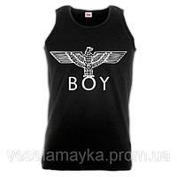 """Майка """"Boy London. Logo (Бой Лондон. Лого)"""""""