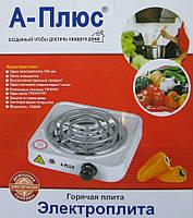Электроплита А-плюс Hp 2101, 1000Вт