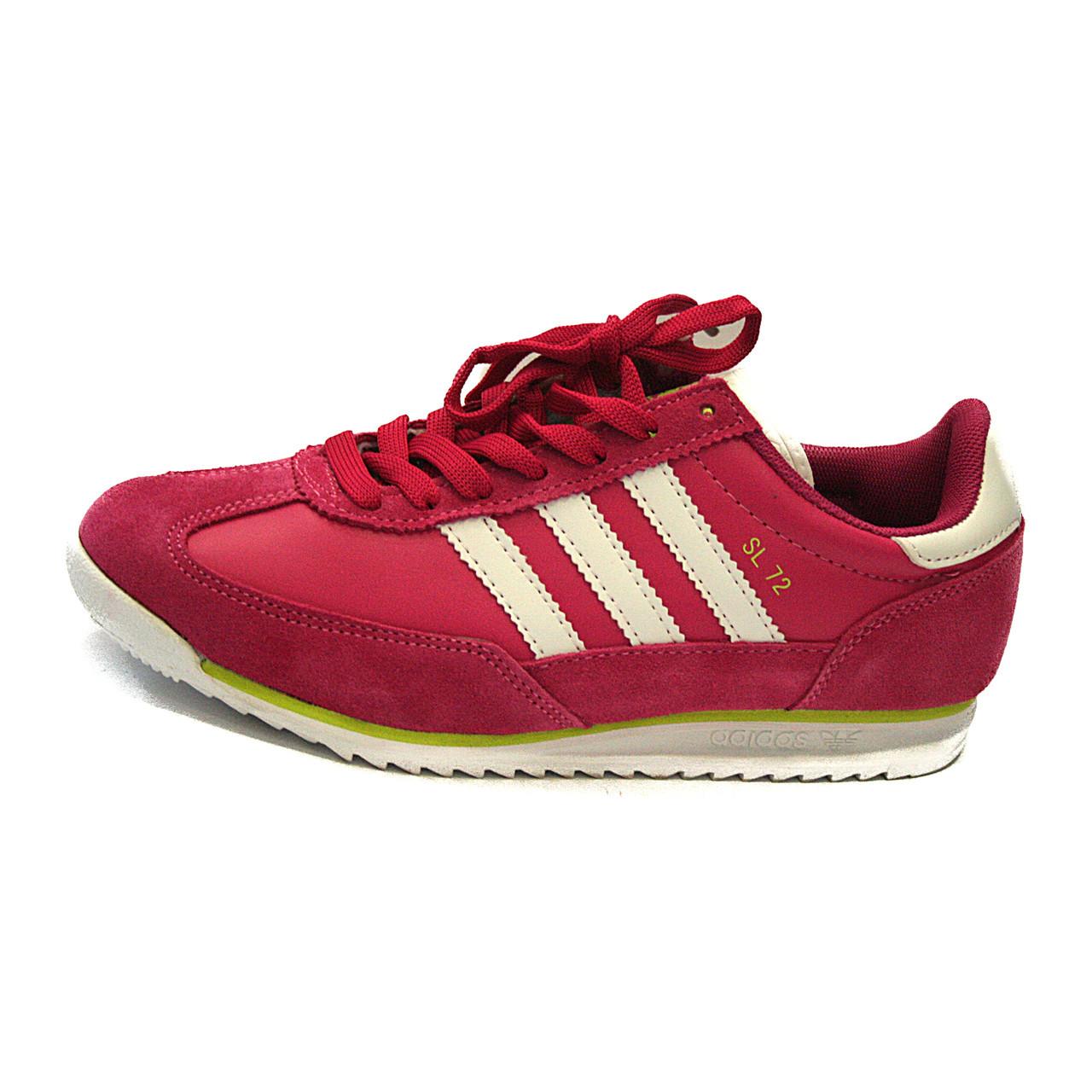 Кросівки жіночі темно-червоні