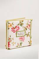 Фотоальбом Книга Счастья 24 см Цветочный