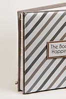 Альбом Книга Счастья Формат 24х24см Мужской Модерн