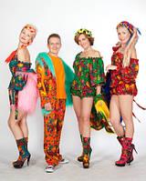 Ткани для театральных, цирковых и эстрадных костюмов