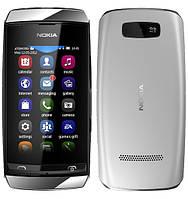 Nokia Asha 306 silver