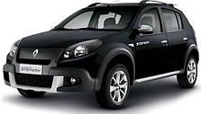 Фаркопы на Renault Sandero StepWay (2008-2013)