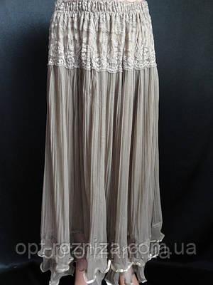 Женские длинные юбки на лето купить
