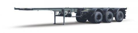 Полуприцеп-контейнеровоз МАЗ 938920-011