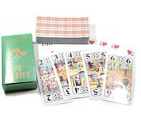 Карты для гадания Таро классическое колода 78 карт.