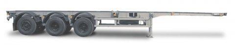 Полуприцеп-контейнеровоз МАЗ 991900-010\012