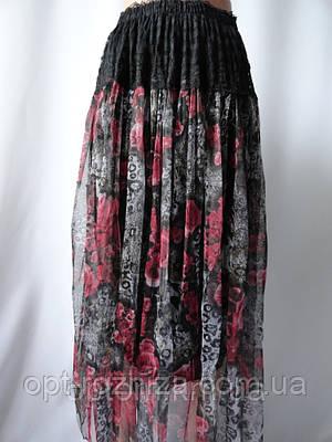 Купить недорогие длинные юбки на лето