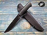 Нож нескладной 2462UB Финка Разведчика