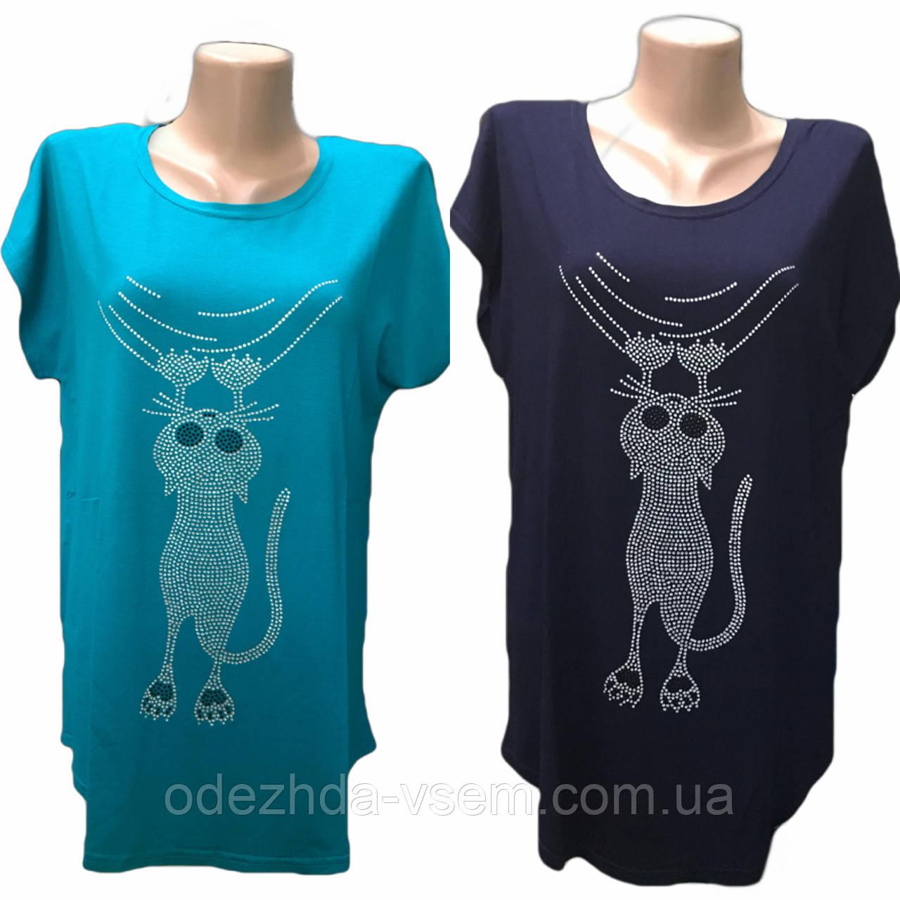 Фирменные турецкие футболки с Котиками