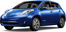 Фаркопы на Nissan Leaf (c 2010--)