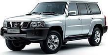 Фаркопы на Nissan Patrol Y61 (1998-2010)